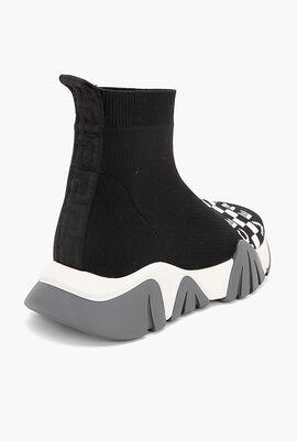 Logo Sock Sneakers