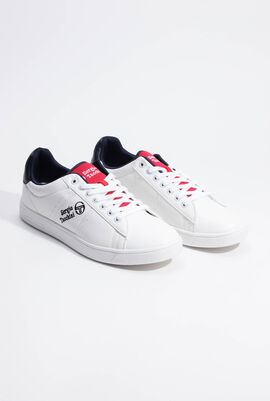 Gran Max Special LTX White/Navy Sneakers