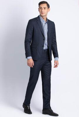 Micro Jacquard Suit