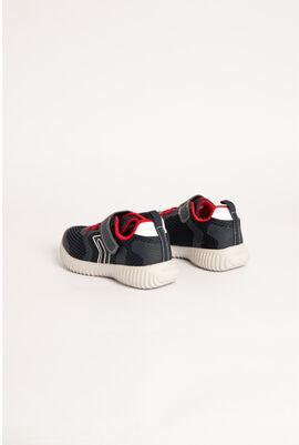 Waviness Mesh Sneakers