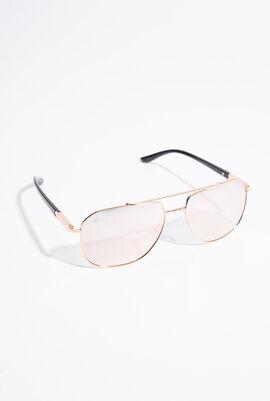 The Dealer Rectangular Sunglasses