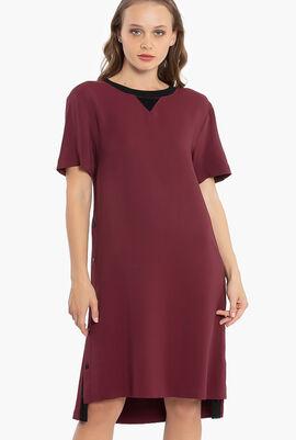 Snap-Side Dress